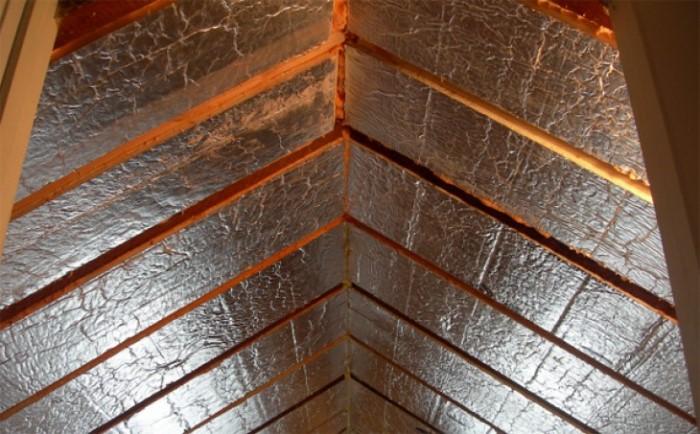 Утеплитель для крыши какой лучше