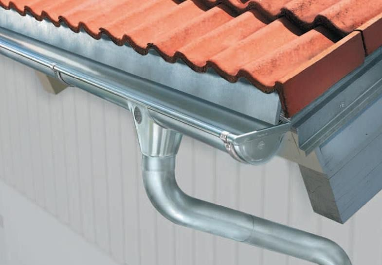 Водоотливы для крыши