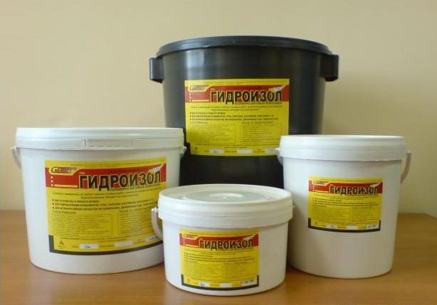 Гидроизол техничесике характеристики