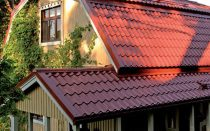 Мансардная крыша — расчет