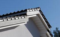 Подшивка крыши: софитами своими руками