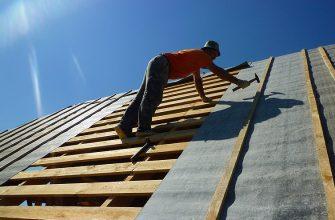 Как покрывать крышу рубероидом