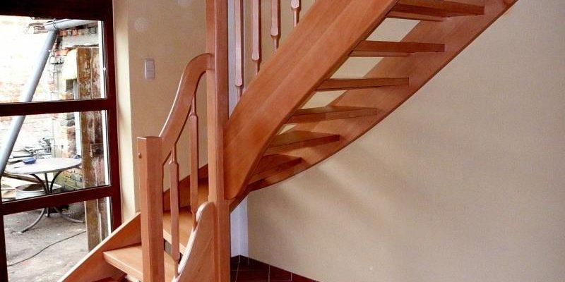 Как рассчитать лестницу на второй этаж