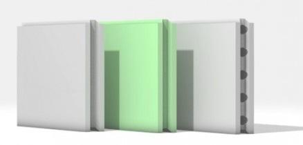 Гипсовые блоки для перегородок