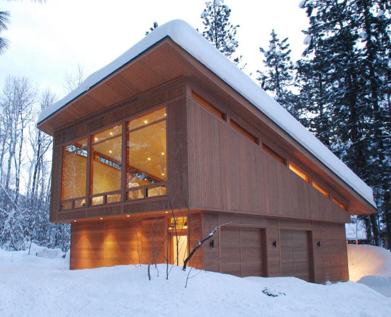 Как сделать односкатную крышу своими руками?