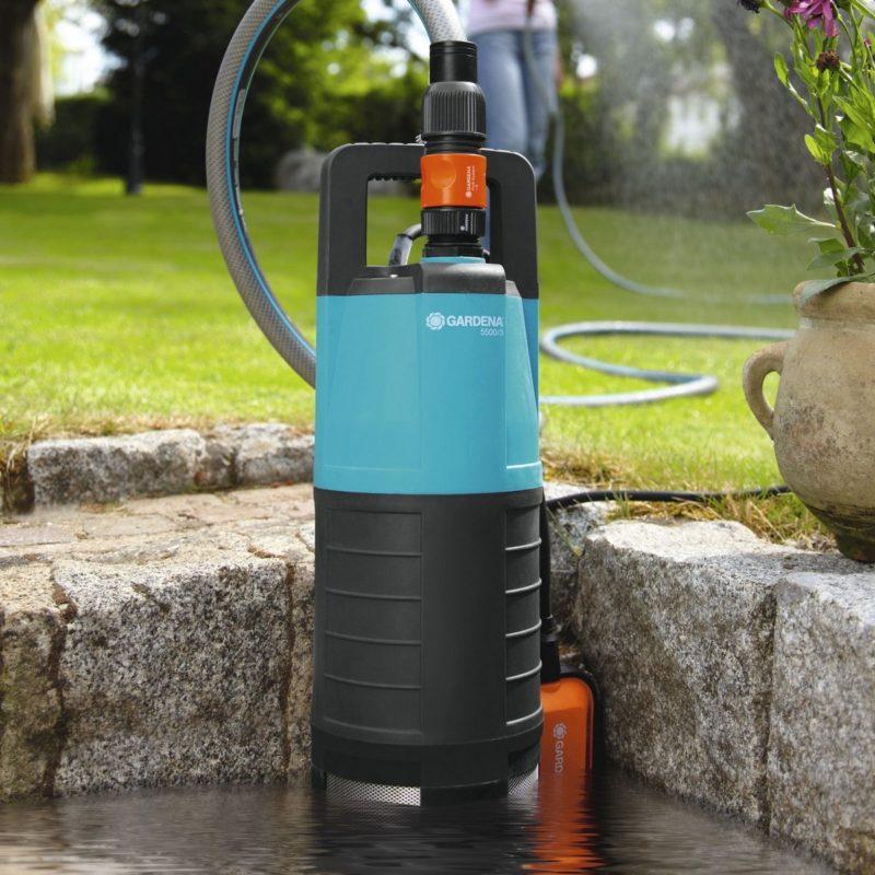 Как выбрать насос для грязной воды?