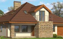 Стропильная система шатровой крыши