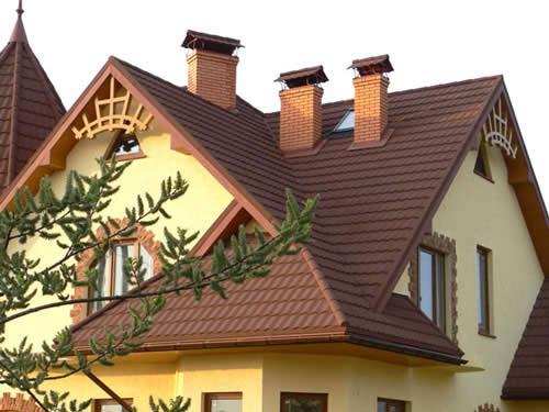 Как рассчитать угол наклона крыши?