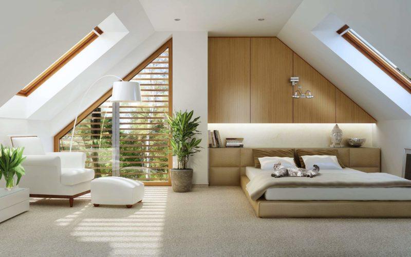 Проекты крыши дома с мансардой